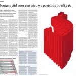 Artikel in het NRC Handelsblad van 19 februari 2011, pagina 19 (papieren editie)