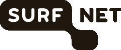 Het logo van Surfnet
