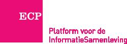 Het logo van ECP